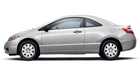 Get pricing of Honda Civic Cpe